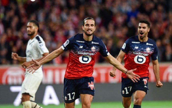 ÖZET   Lille 4-0 Lorient