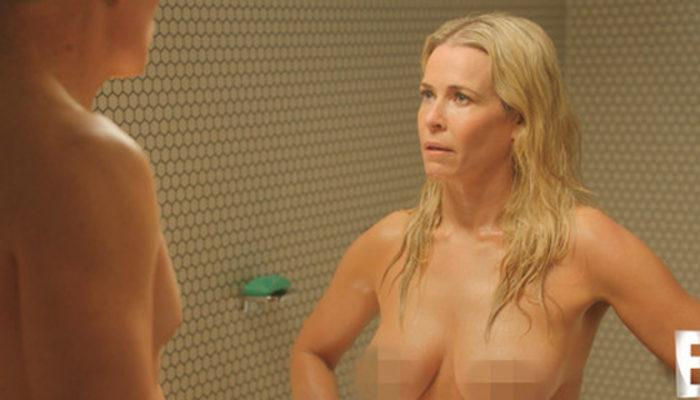 Chelsea handler on why she's always topless