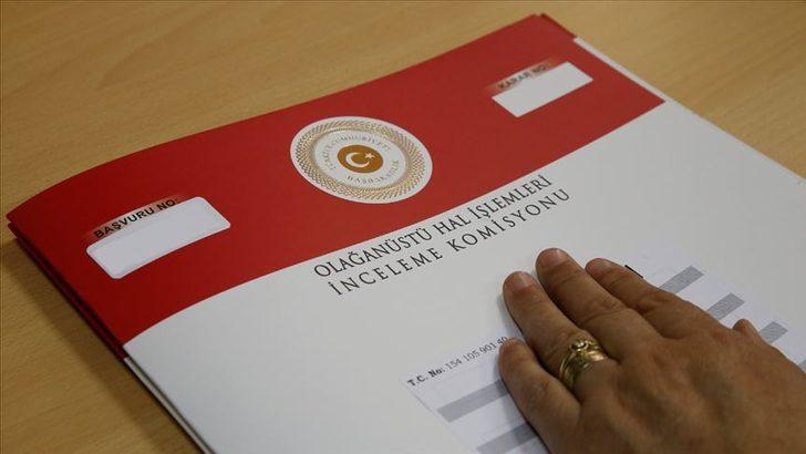 OHAL Komisyonu açıkladı! Başvuruların yüzde 85'i sonuçlandırıldı