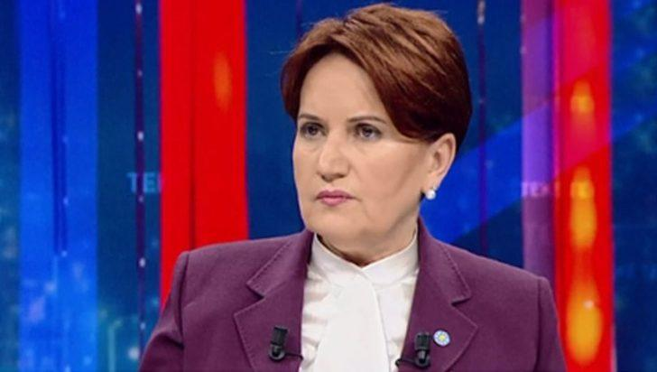 İYİ Parti Genel Başkanı Meral Akşener'den asgari ücret ve Kanal İstanbul açıklaması