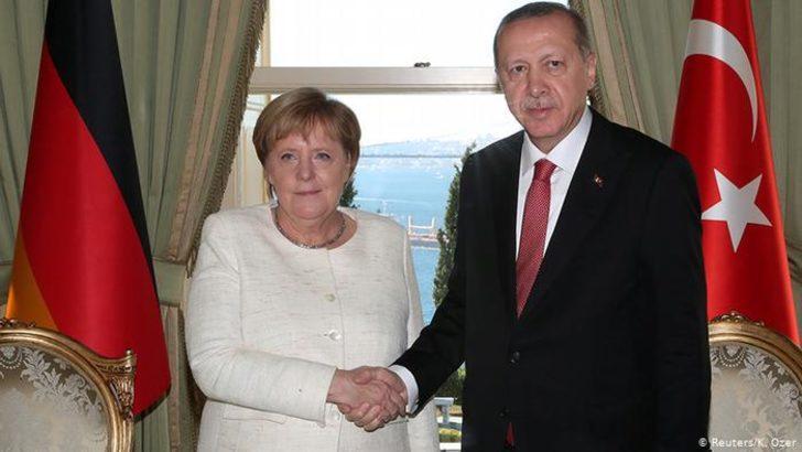 Merkel'in İstanbul ziyaretinin tarihi belli oldu!