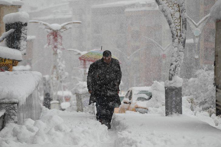 Son dakika! Meteorolojiden yoğun kar yağışı uyarısı