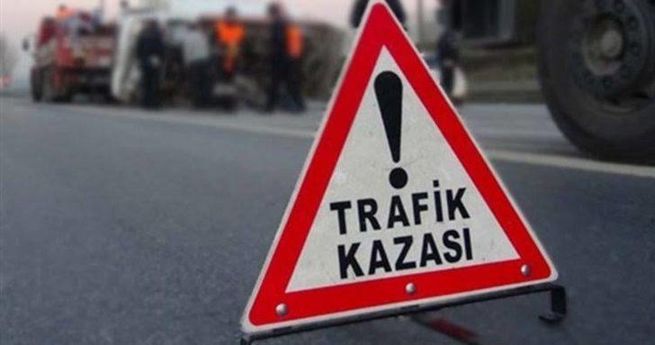 Kocaeli'de otomobil bariyerlere çarptı! 1 ölü, 1 yaralı