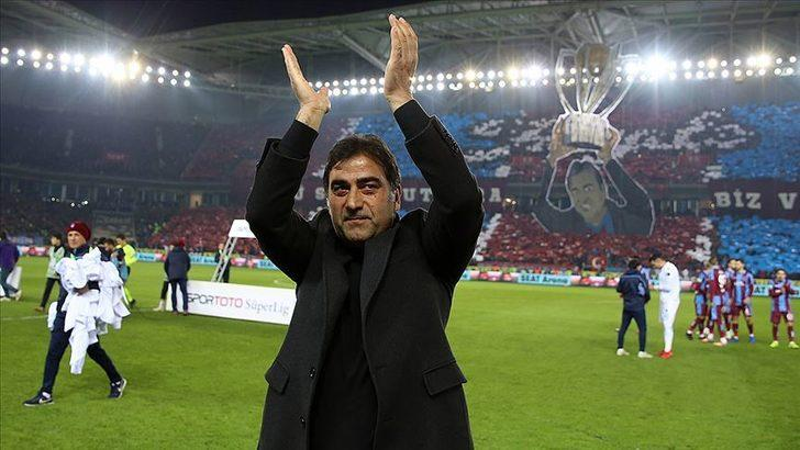 Trabzonspor'da Ünal Karaman ile yollar ayrıldı!