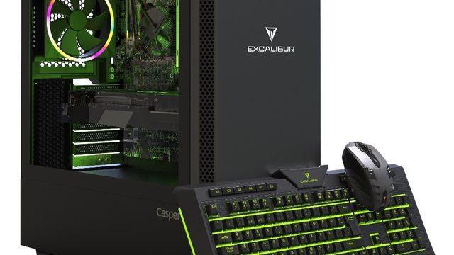 Excalibur, yeni modeli E600'ü satışa sundu
