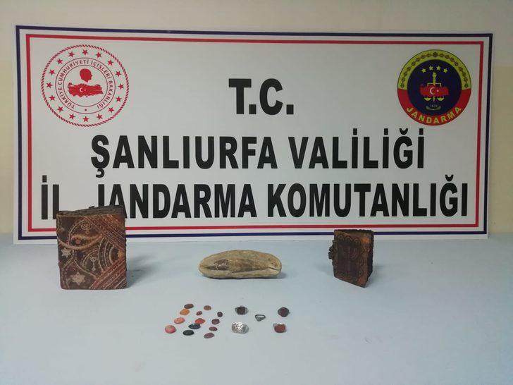 Tarihi eser kaçakçılarına operasyon: 3 gözaltı