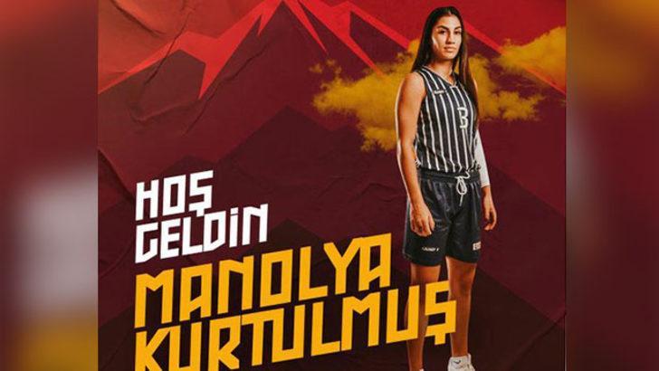 Bellona Kayseri Basketbol'da Perisa gitti, Manolya geldi