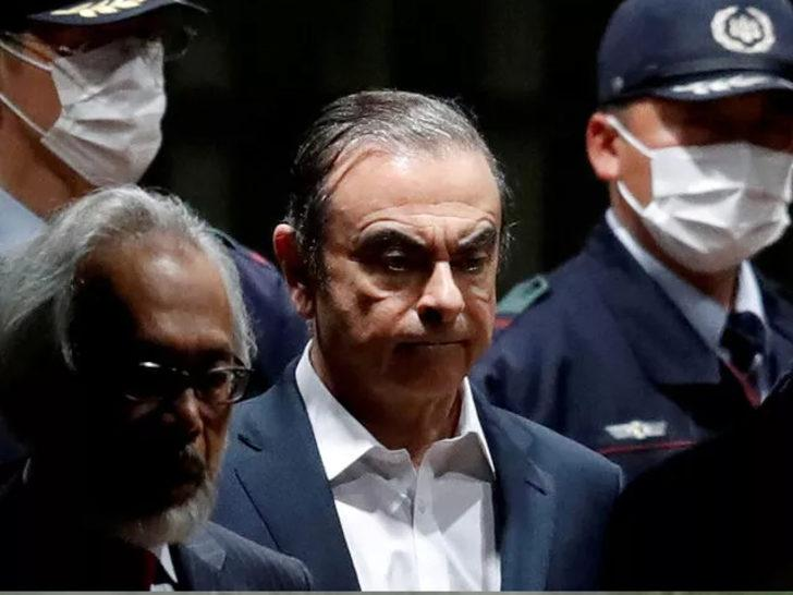Son dakika: Carlos Ghosn'un kaçmasıyla ile ilgili soruşturma! Pilotun ses kayıtları ortaya çıktı