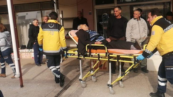 Isınmak için girdiği kahvehanede hayatını kaybetti