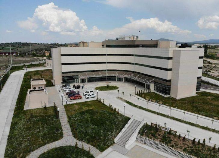 Emet Dr. Fazıl Doğan Devlet Hastanesi hizmet ağını genişletiyor