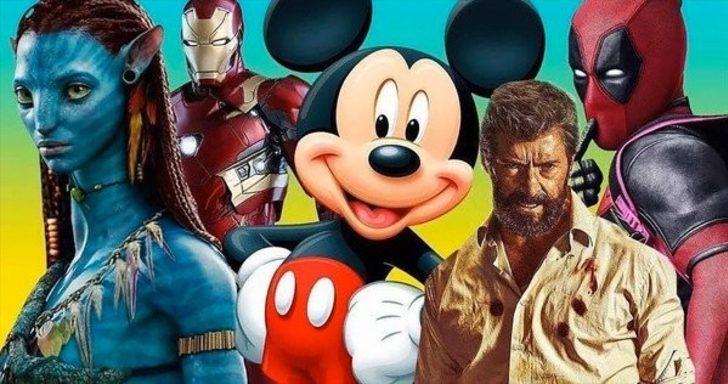 Sinema sektörünün dev ismi Disney