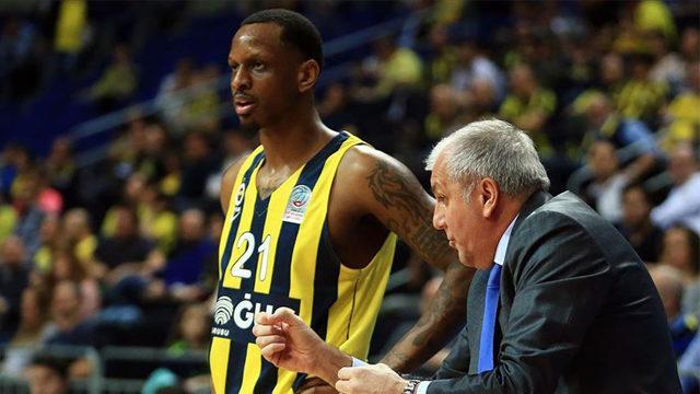 James Nunnally'nin Fenerbahçe heyecanı