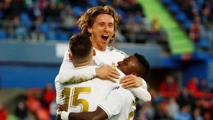Luka Modric Real Madrid'den ayrılıyor mu?