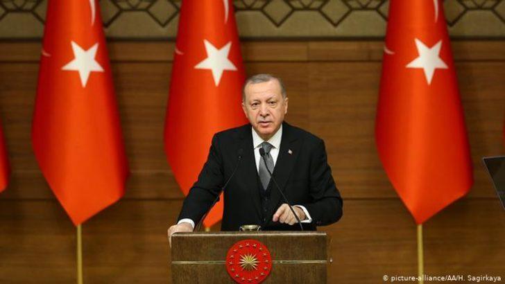 Erdoğan: Vatandaşımız mümkün olduğunca evinden çıkmamalı