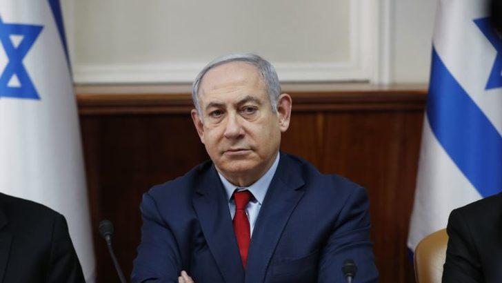 Netanyahu'dan koronavirüs nedeniyle İsraillilere tokalaşmama çağrısı