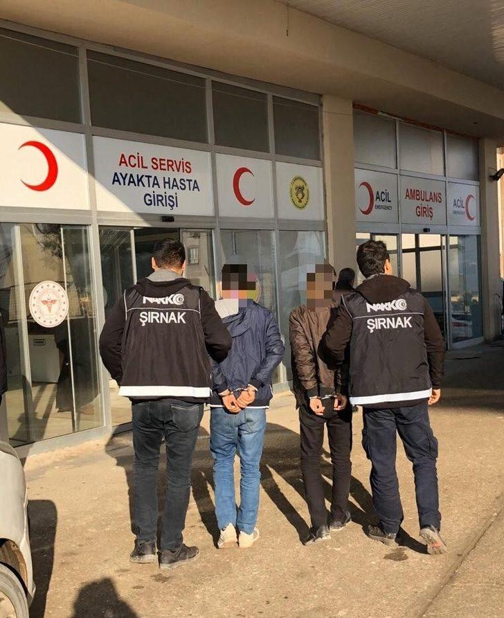 Cizre'de 1 torbacı tutuklandı