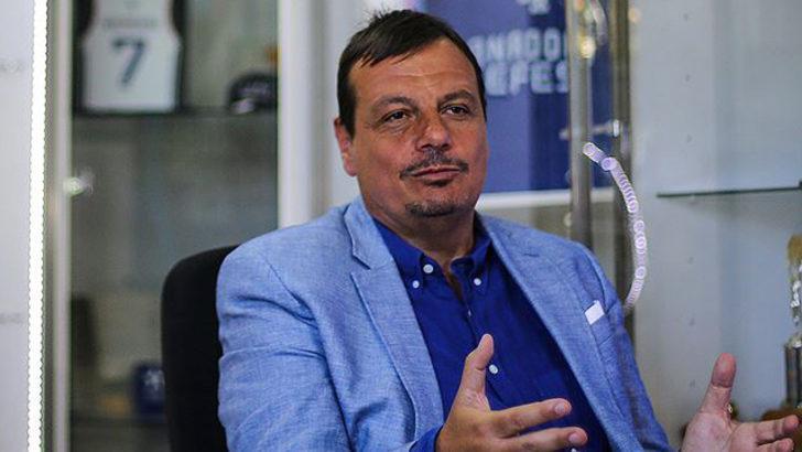 Ergin Ataman: Stratejimizi sahaya yansıtmalıyız