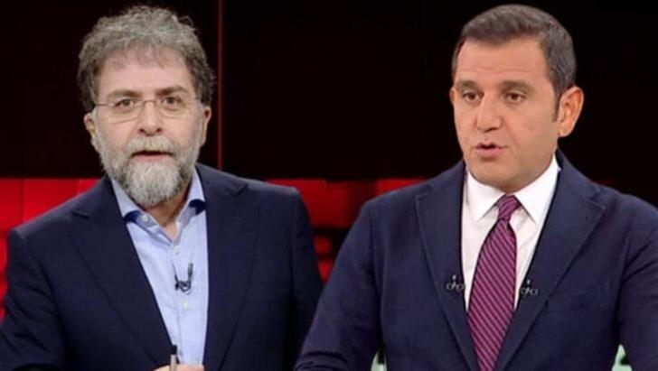 Ahmet Hakan'dan Fatih Portakal'a: Che Guevara edasına bürünerek...