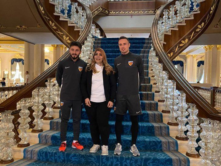 Kayserispor'da 3 transfer birden!