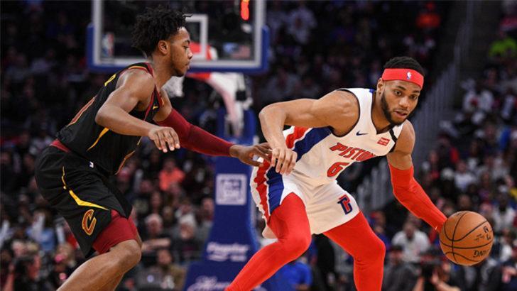 Cleveland Cavaliers, Detroit Pistons'u 115-112 yendi