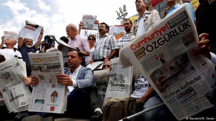 Cumhuriyet'e 35 gün ilan kesme cezası verildi