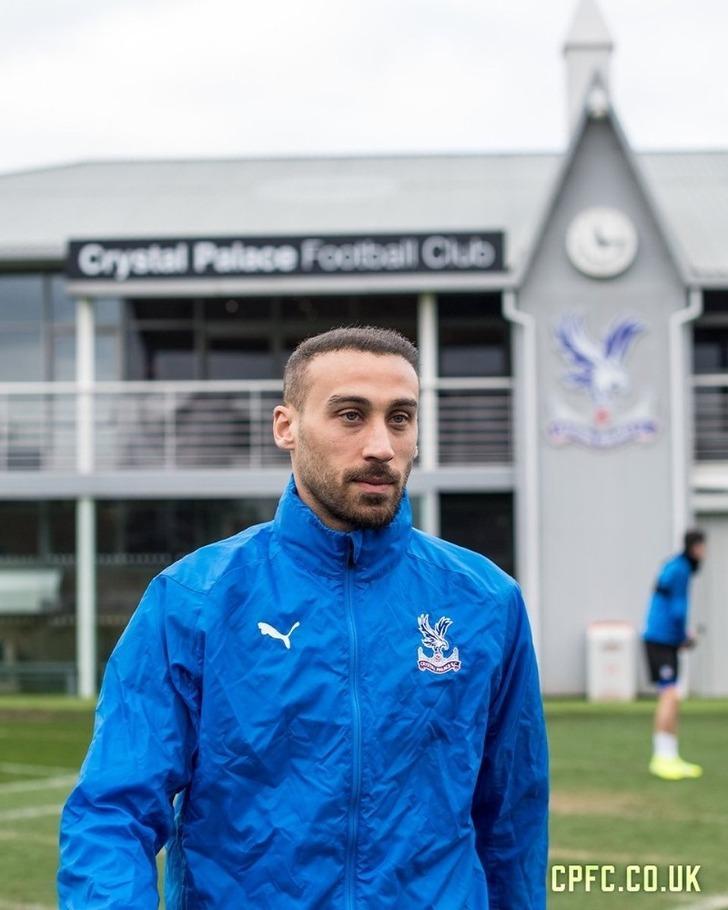 Cenk Tosun, Everton'a geri döndü