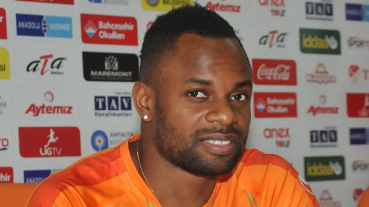 Adanaspor, forvet Mbilla Etame'yi transfer etti