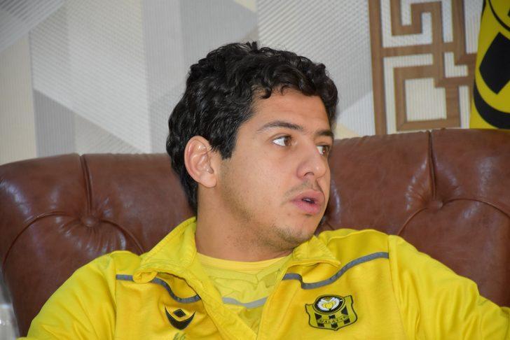 Yeni Malatyaspor'da Guilherme'nin sözleşmesi feshedildi
