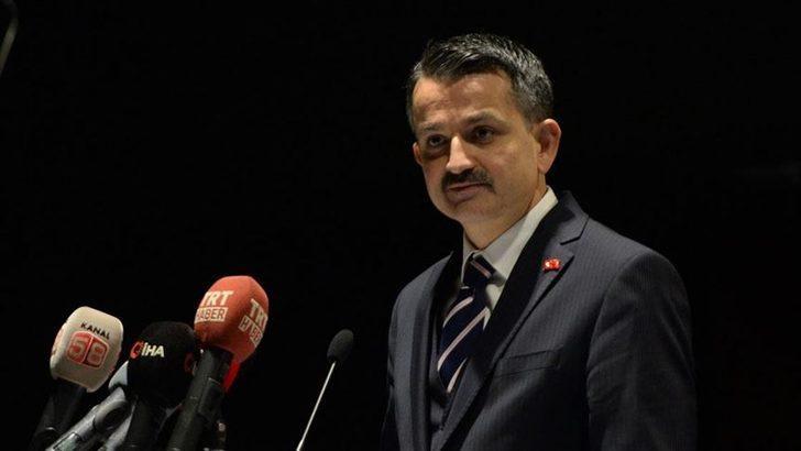 Bakan Pakdemirli duyurdu: 20 milyon lira tutarındaki ürün bedeli bugün yatırıldı