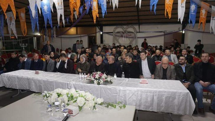 İl Başkanı Karabıyık, Danışma Meclisi Toplantısı'na katıldı