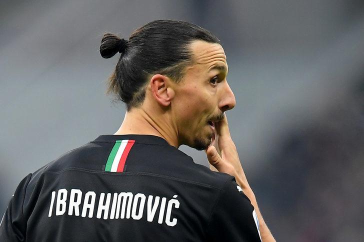 Ibrahimovic'ten Cristiano Ronaldo'ya gönderme