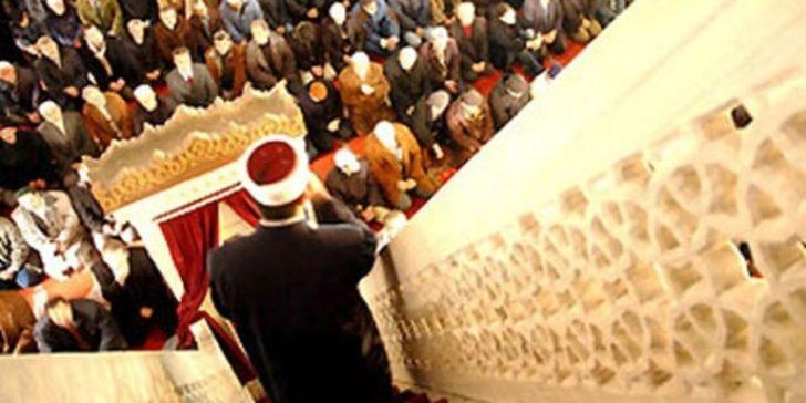 Camide imamla müezzin arasında kavga! Soruşturma başlatıldı