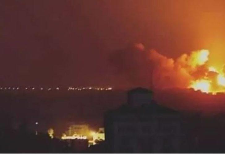 Son dakika: ABD'nin Irak'taki Beled hava üssüne roketli saldırı