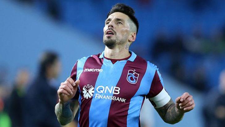 Jose Sosa: Trabzonspor pes etmez