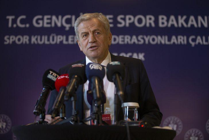 Servet Yardımcı'dan UEFA itirafı: Bu bir hataydı