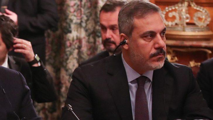 Reuters: MİT Başkanı Hakan Fidan ve Suriye istihbaratının başı Ali Memlük Moskova'da görüştü