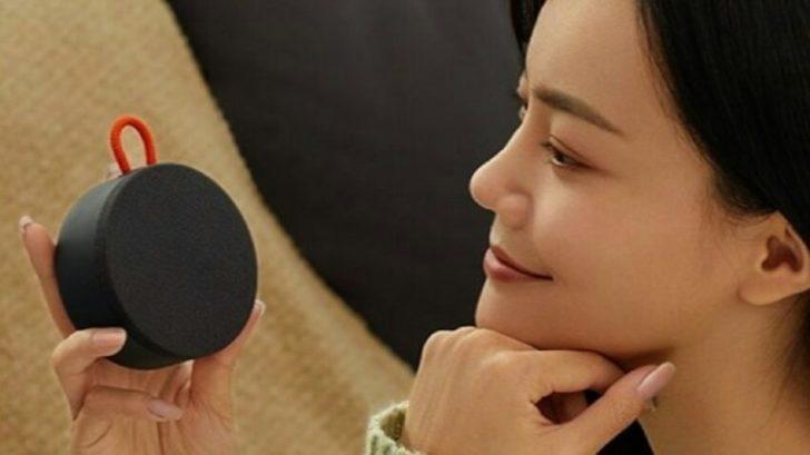 Xiaomi Mi Outdoor Bluetooth Speaker Mini piyasada
