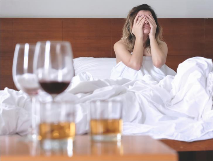 Alkol sonrası baş ağrısından nasıl kurtulabilirsiniz?