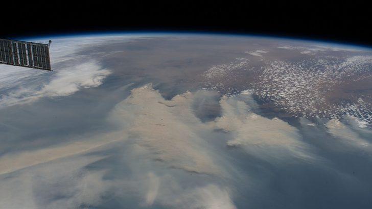 Avustralya yangınlarının dumanı dünya çevresinde bir tur atacak