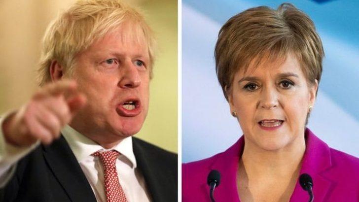 İngiltere Başbakanı, İskoçya'nın referandumu talebini resmen reddetti