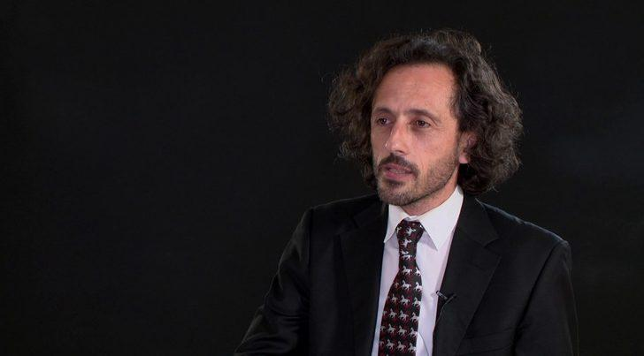 ESOGÜ Öğretim Elemanı Öğr. Gör. Dr. Derviş Öztürk 'Hippoterapi'yi anlattı