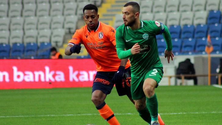 ÖZET   Medipol Başakşehir: 1 - GMG Kırklarelispor: 1 maç sonucu