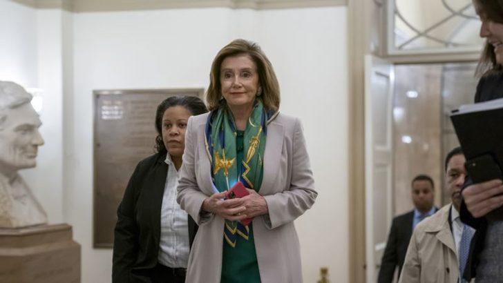 Trump'ın Senato Yargılanmasını Başlatacak Adım Atılıyor