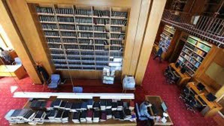 TBMM Başkanlığı'ndan 'Meclis Kütüphanesi' açıklaması