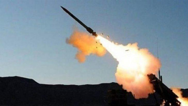 Esad rejimine bağlı hava üssüne drone ve füzeli saldırı