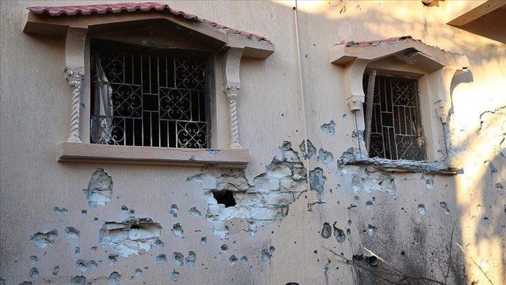 Libya'da Hafter milisleri Trablus'ta roket saldırısı düzenledi