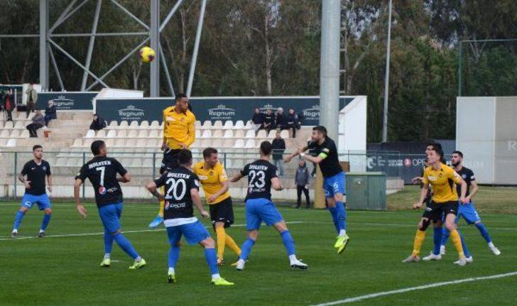 ÖZET   Viitorul Constanta-Young Boys maç sonucu: 1-0