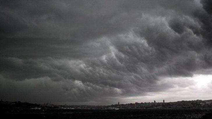 Meteoroloji'den son dakika hava durumu tahmini (İstanbul'a asit yağmuru mu yağacak?)