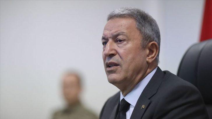 Son dakika: Milli Savunma Bakanı Akar'dan F-35 açıklaması
