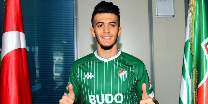 Tayfur Bingöl, Bursaspor'a transfer oldu